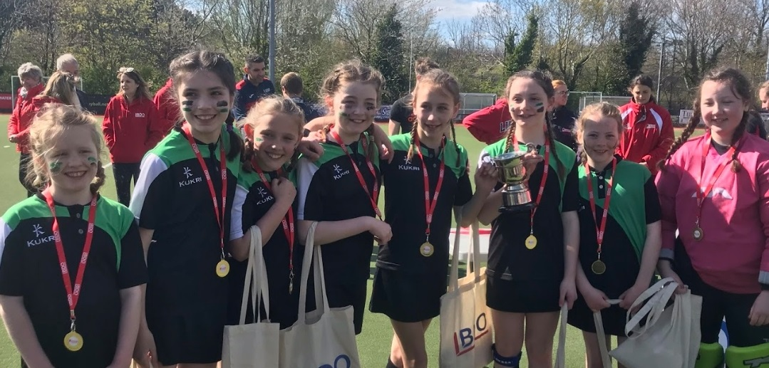 Seagoe PS Northern Ireland Hockey Champions 2018-19
